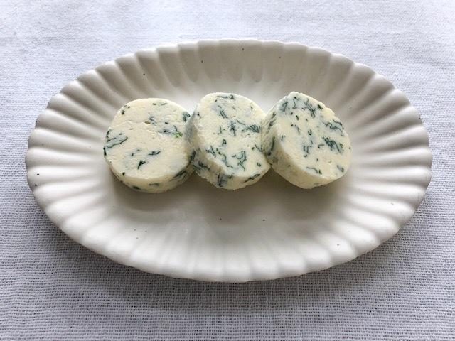 ガーリック バター